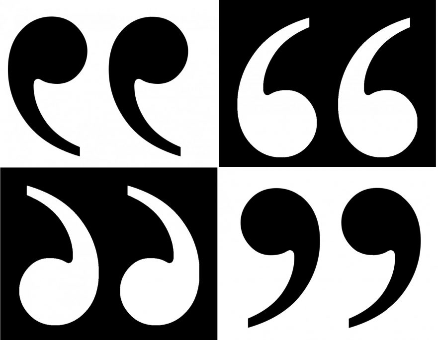 Remembering Quotations 60 Strategies Classy Quote Symbol